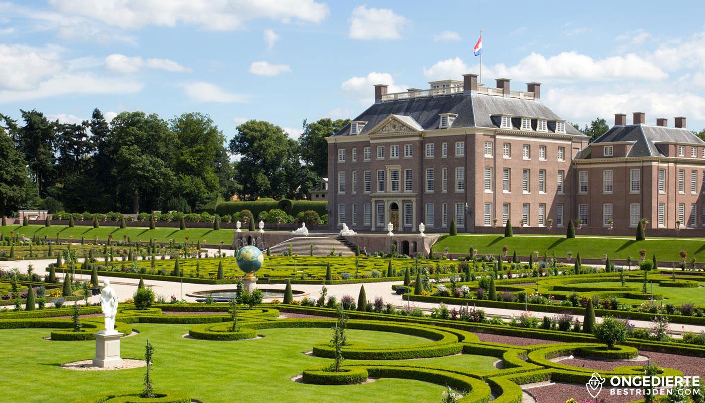 Huis en Paleis het Loo in Apeldoorn