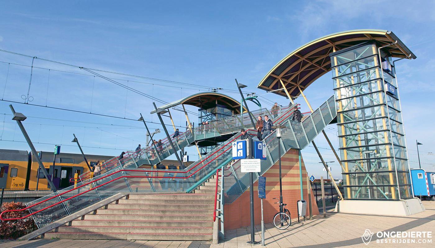 Centraal Station in Hillegom