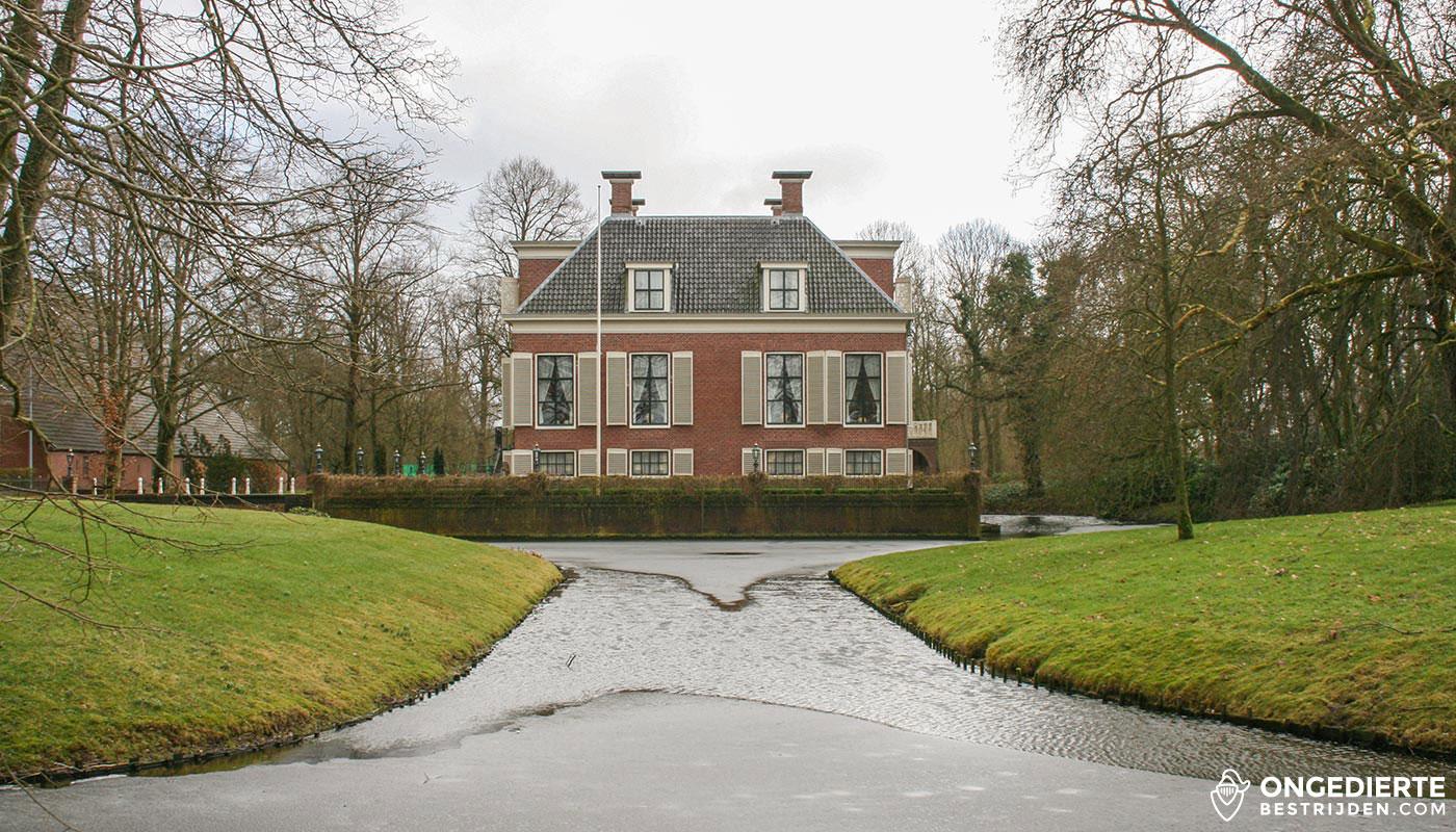 Gebouw/huis in Warffum