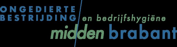 Logo van Ongediertebestrijding Midden-Brabant