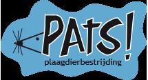 Logo van PATS! Plaagdierbestrijding