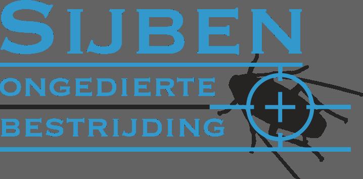 Logo van Sijben Ongediertebestrijding