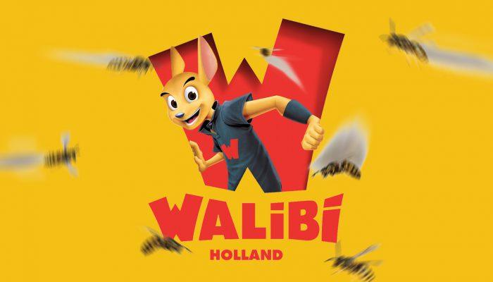 Wespenplaag in Walibi